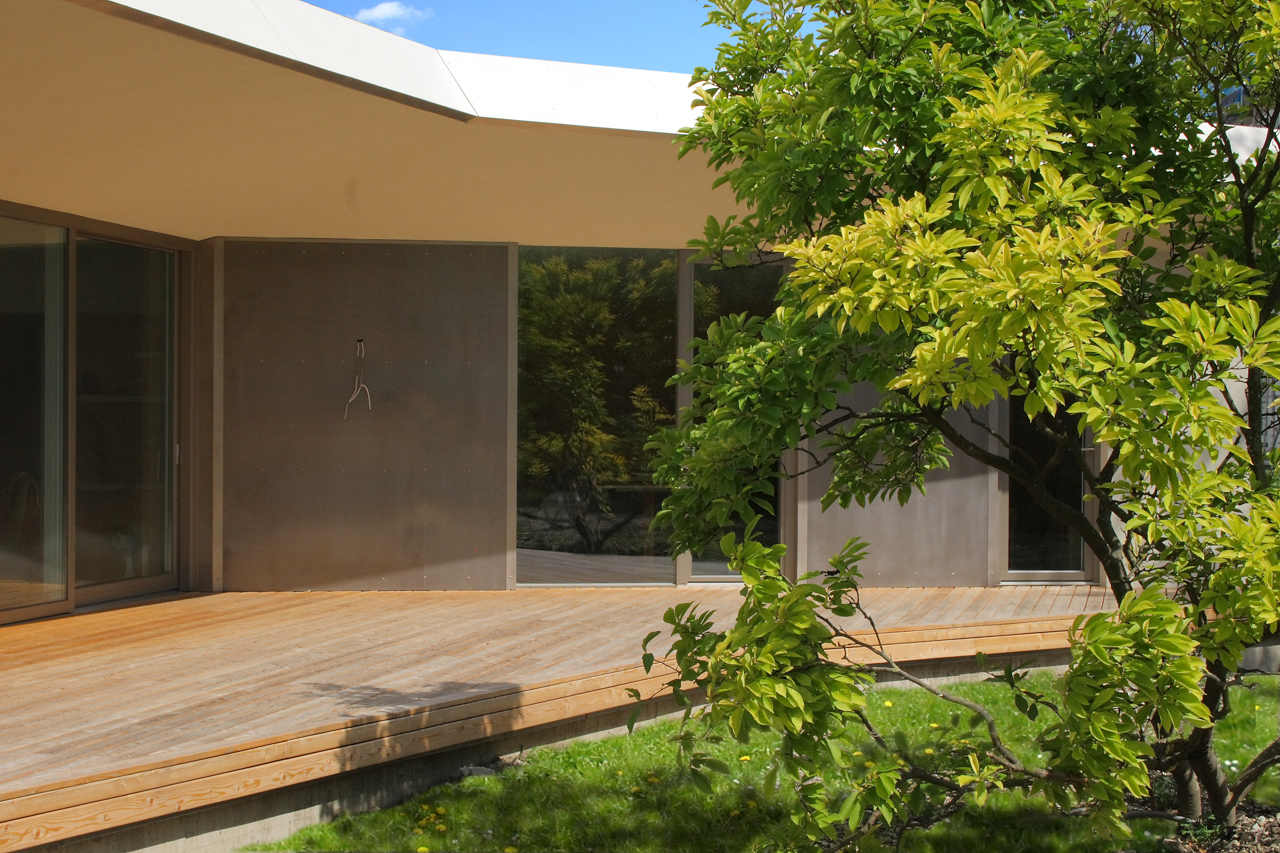 Einfamilienhaus der Paschinger Architekten