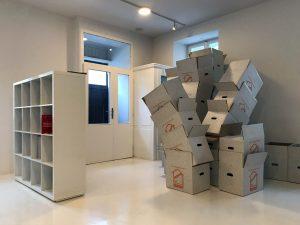 Die Paschinger Architekten ziehen um in ein neues Büro