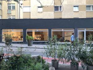 Neues Büro für die Paschinger Architekten aus Wien